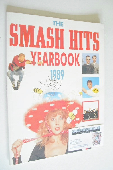 The Smash Hits Yearbook 1989