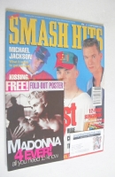 <!--1992-09-02-->Smash Hits magazine - East 17 cover (2-15 September 1992)