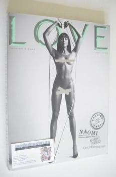 <!--2010-04-->Love magazine - Issue 3 - Spring/Summer 2010 - Naomi Campbell cover