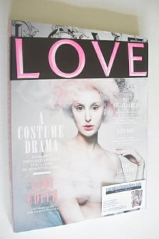 Love magazine - Issue 8 - Autumn/Winter 2012 - Lady Edith cover