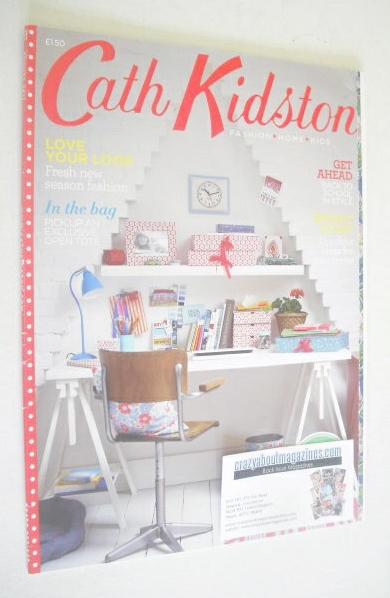 <!--2011-08-->Cath Kidston magazine (August 2011)