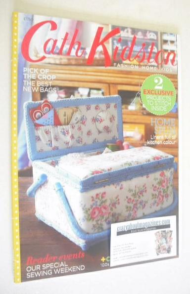 <!--2011-09-->Cath Kidston magazine (September 2011)