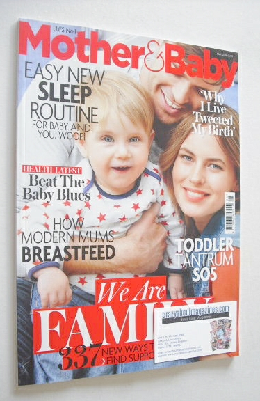 Mother & Baby magazine (May 2014)