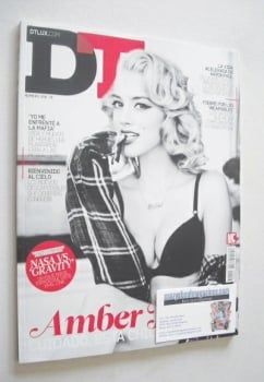 DTLUX magazine - Amber Heard cover (Issue 206)