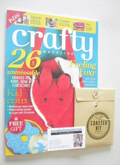 <!--0006-->Crafty magazine (Issue 6)
