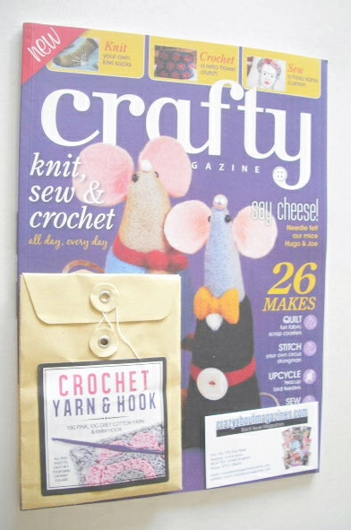 <!--0008-->Crafty magazine (Issue 8)