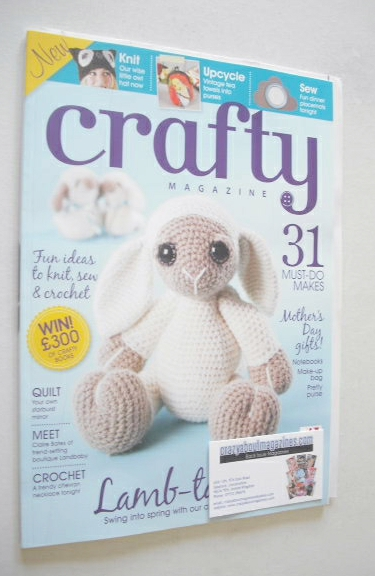 <!--0011-->Crafty magazine (Issue 11)