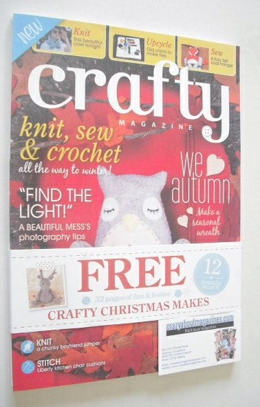 <!--0007-->Crafty magazine (Issue 7)