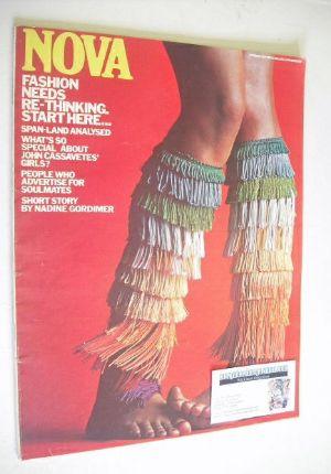 <!--1970-02-->NOVA magazine - February 1970