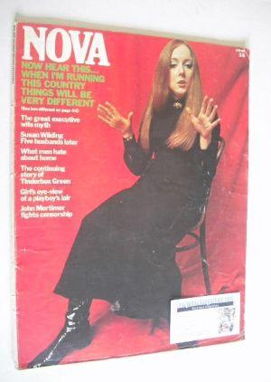 <!--1970-06-->NOVA magazine - June 1970