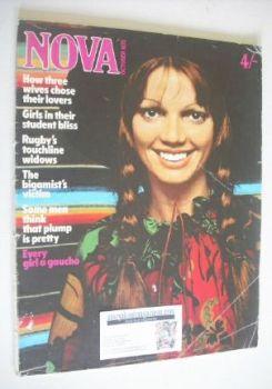 NOVA magazine - October 1970