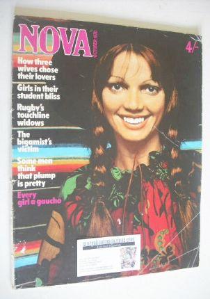<!--1970-10-->NOVA magazine - October 1970