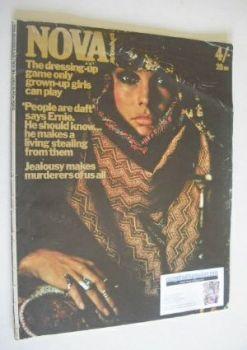 <!--1970-12-->NOVA magazine - December 1970 - Jean Shrimpton cover