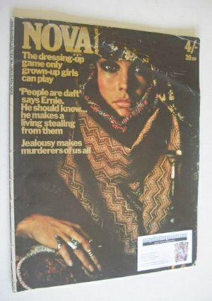 <!--1970-12-->NOVA magazine - December 1970
