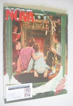 NOVA magazine - December 1974