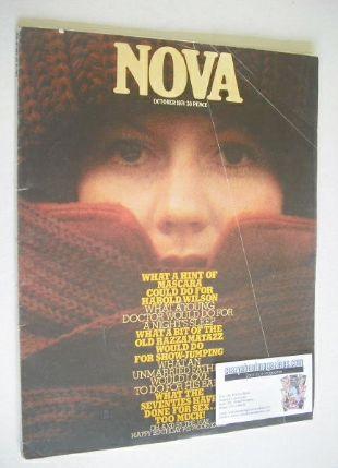 <!--1974-10-->NOVA magazine - October 1974