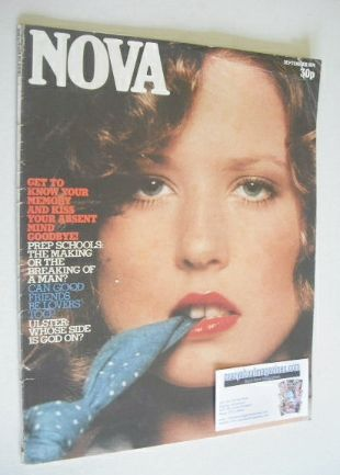 <!--1974-09-->NOVA magazine - September 1974