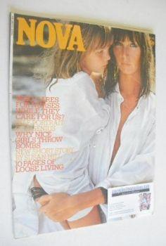 NOVA magazine - July 1974