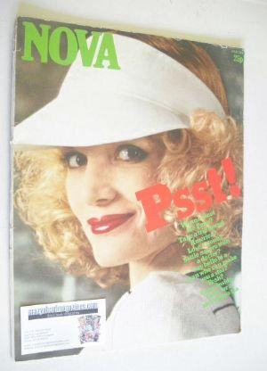<!--1974-04-->NOVA magazine - April 1974