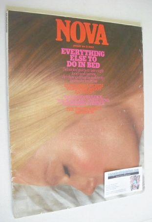 <!--1974-01-->NOVA magazine - January 1974