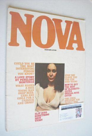 <!--1975-03-->NOVA magazine - March 1975