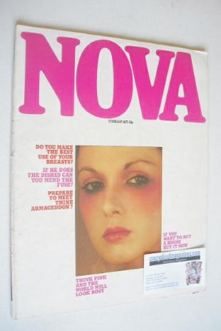 <!--1975-02-->NOVA magazine - February 1975
