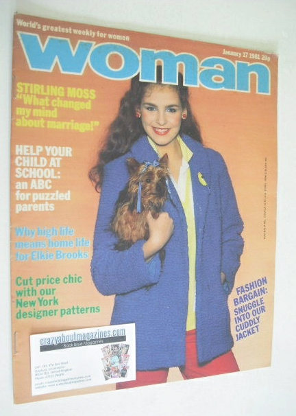 <!--1981-01-17-->Woman magazine (17 January 1981)