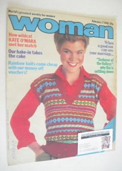 Woman magazine (7 February 1981)