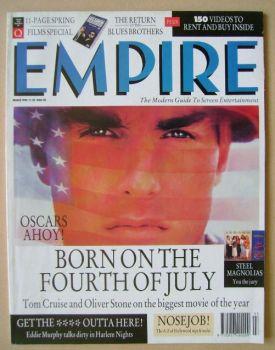 <!--1990-03-->Empire magazine - March 1990 (Issue 9)