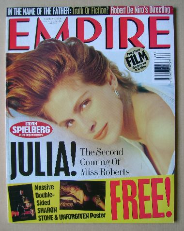 <!--1994-03-->Empire magazine - Julia Roberts cover (March 1994 - Issue 57)