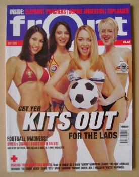 Front magazine - July 2000