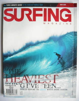 Surfing magazine (April 2009)