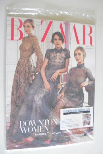 <!--2014-08-->Harper's Bazaar magazine - August 2014 (Subscriber's Issue)