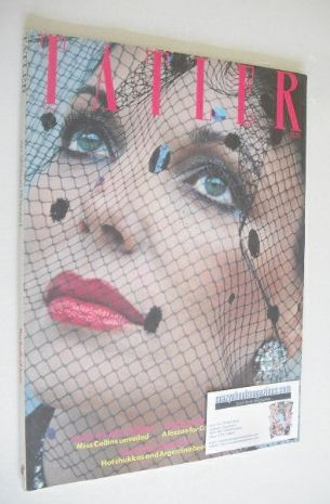 <!--1983-06-->Tatler magazine - June 1983 - Joan Collins cover