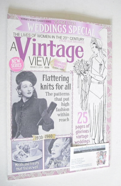 A Vintage View magazine (Issue 3)