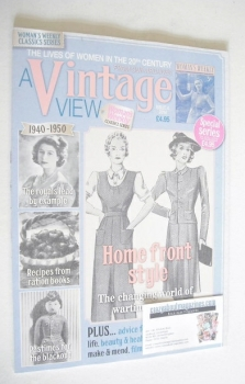 A Vintage View magazine (Issue 4)