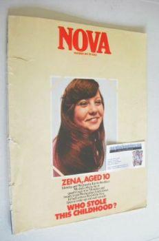 NOVA magazine - December 1973