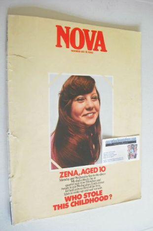 <!--1973-12-->NOVA magazine - December 1973