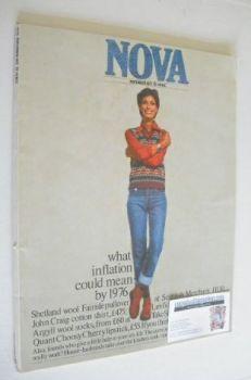 NOVA magazine - November 1973