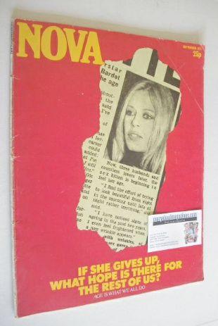 <!--1973-09-->NOVA magazine - September 1973