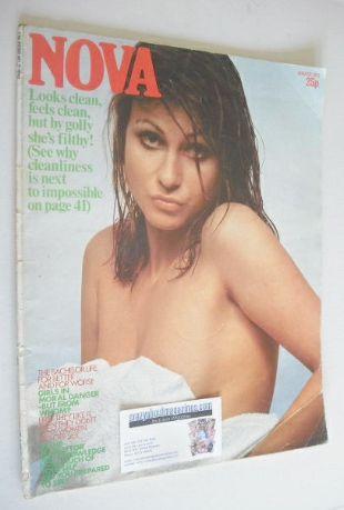 <!--1973-08-->NOVA magazine - August 1973