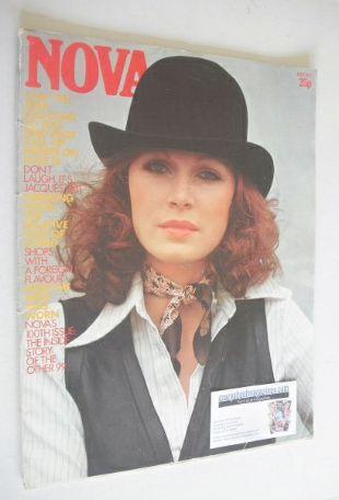 <!--1973-07-->NOVA magazine - July 1973
