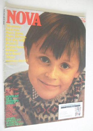 <!--1973-06-->NOVA magazine - June 1973