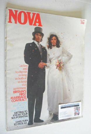 <!--1973-05-->NOVA magazine - May 1973