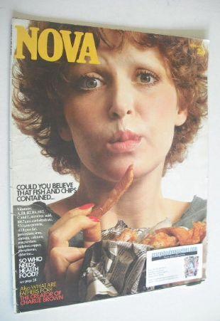 <!--1973-02-->NOVA magazine - February 1973