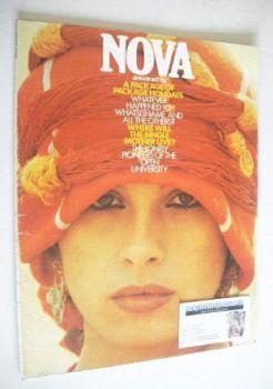 NOVA magazine - January 1973