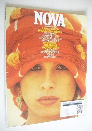 <!--1973-01-->NOVA magazine - January 1973