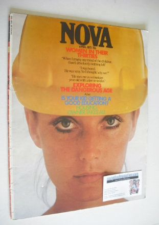 <!--1973-04-->NOVA magazine - April 1973