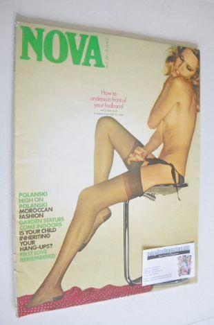 <!--1971-05-->NOVA magazine - May 1971