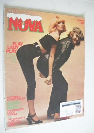 <!--1972-12-->NOVA magazine - December 1972